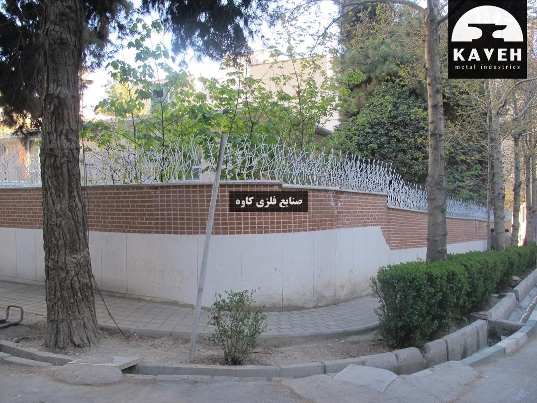 حفاظ دیوار ساختمان