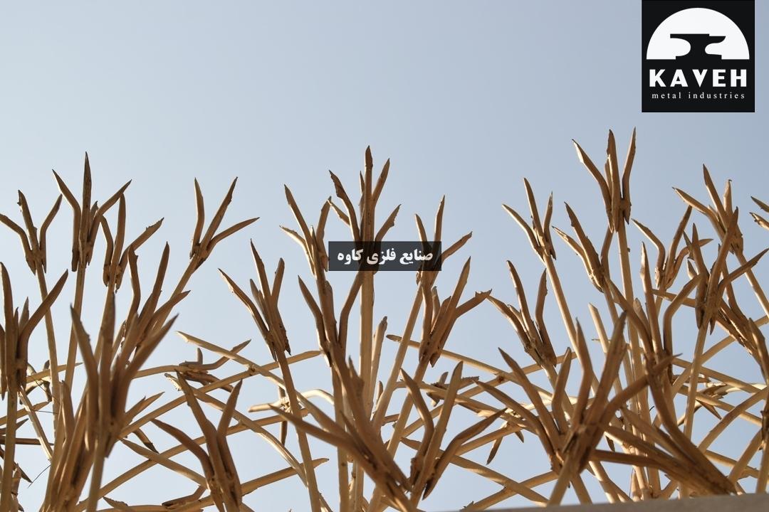 حفاظ دیوار شاخه ای
