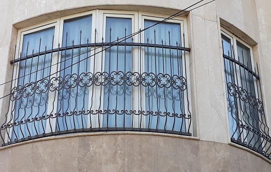 حفاظ پنجره دزدگیر