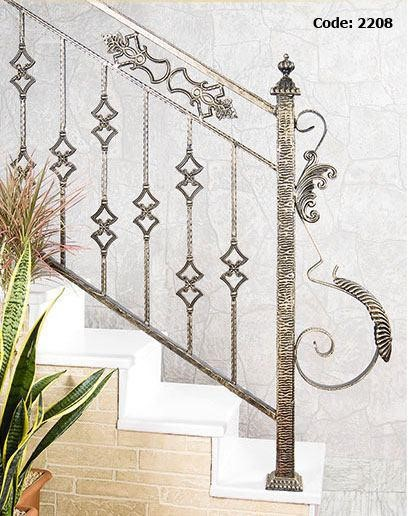 -به چه روش هایی می توان نرده پله فرفوژه را رنگ آمیزی کرد؟